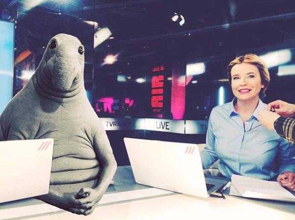Телеведущая Татьяна Арно показала пышную голую грудь наотдыхе вИталии