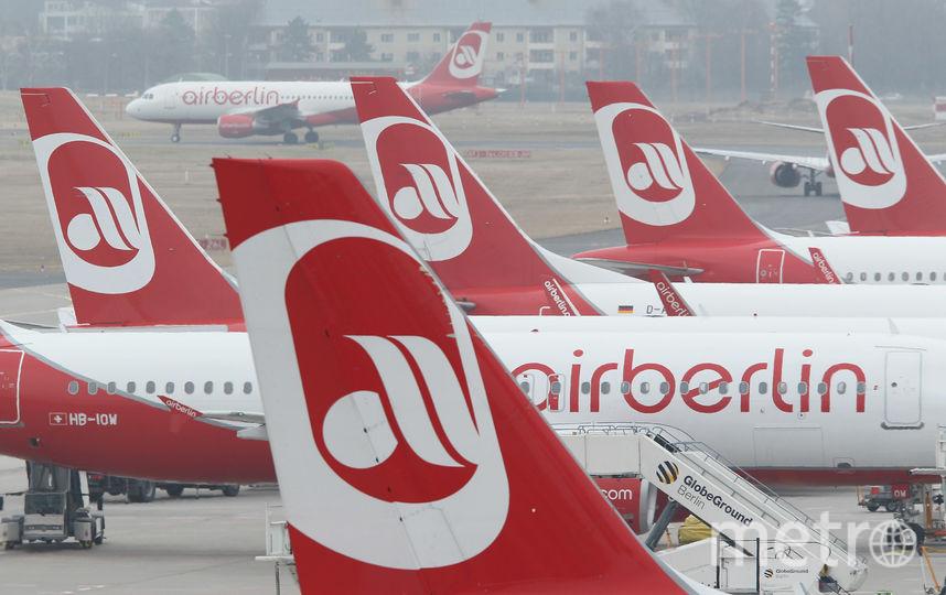 Air Berlin. Фото Getty