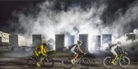 Как проходила изнурительная велогонка Red Bull Trans-Siberian Extreme