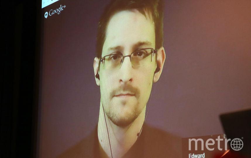 Эдвард Сноуден. Фото Getty