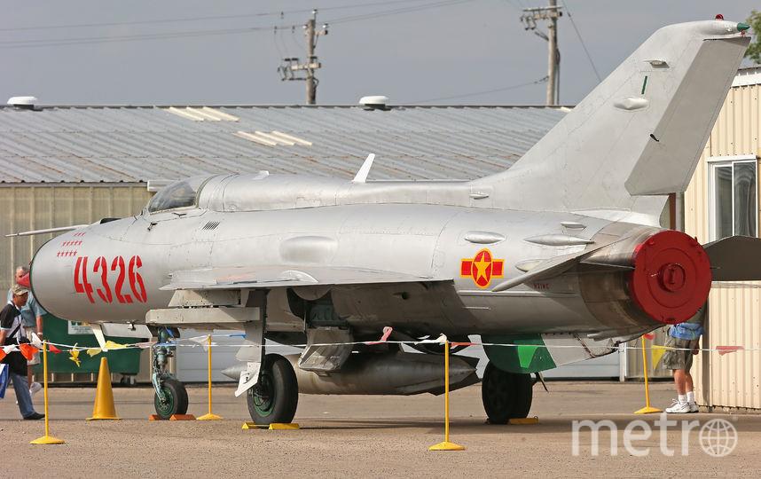 МиГ-21. Фото Getty