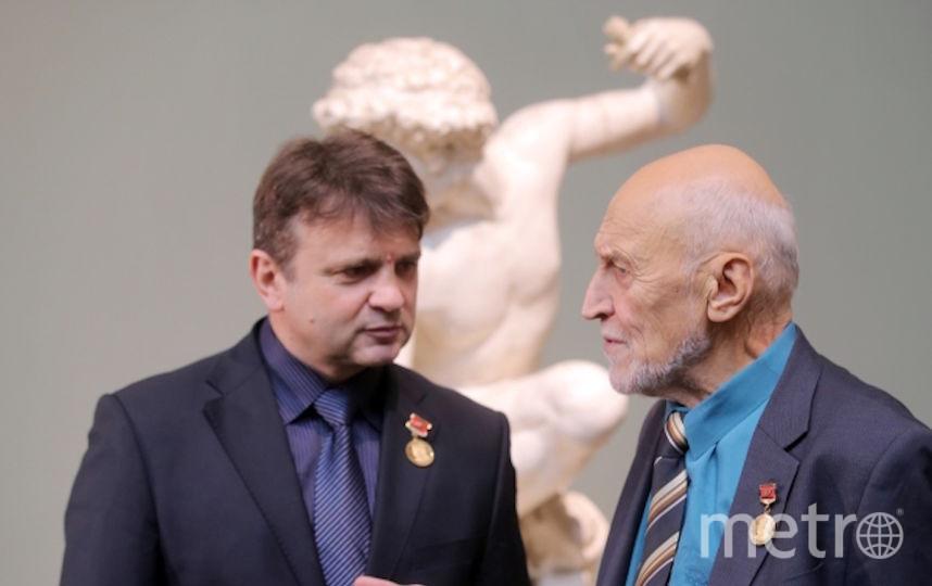 Тимур Кизяков и Николай Дроздов. Фото РИА Новости