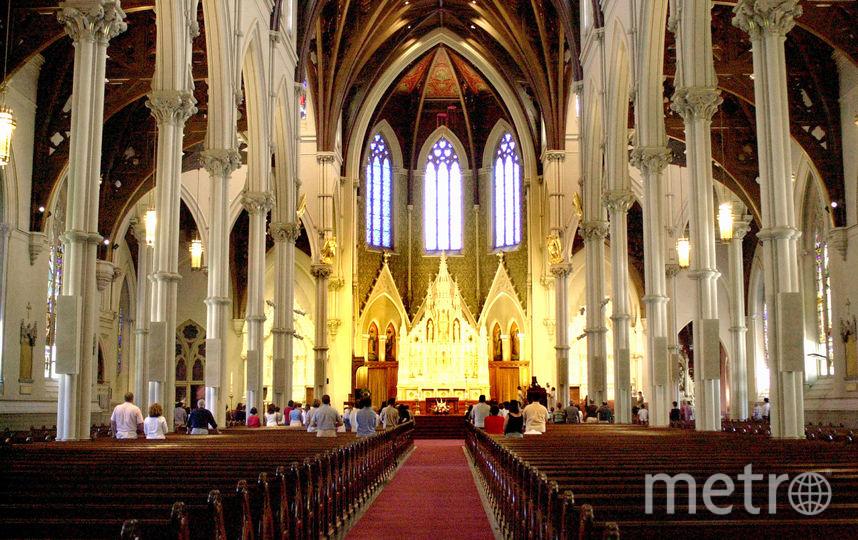 Католический собор. Фото Getty
