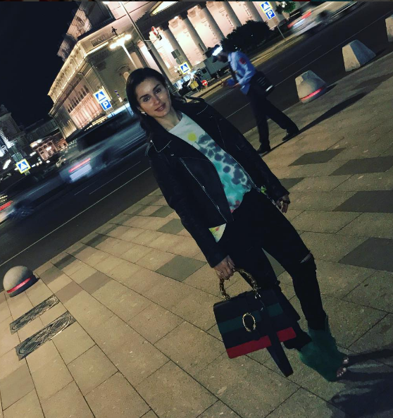 Тина Канделаки. Фото Instagram