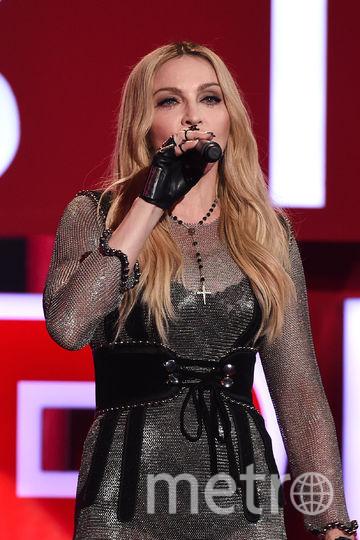 Мадонна - мировой тур в 2015 году. Фото Getty