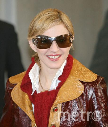 Мадонна в 2005 году. Фото Getty