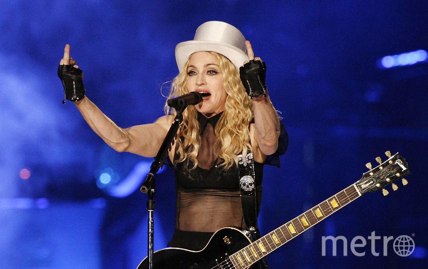 Мадонна в 2008 году. Фото Getty