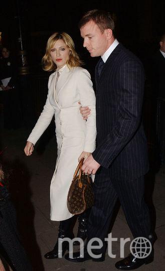 Мадонна и Гай Ритчи - 2001 год. Фото Getty