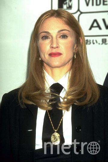 1999 год, Мадонна. Фото Getty