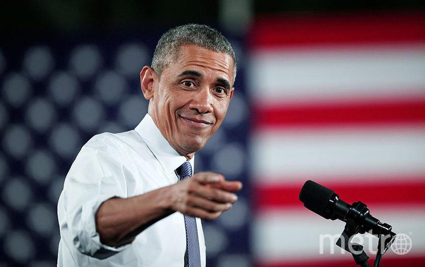 Барак Обама. Фото Getty