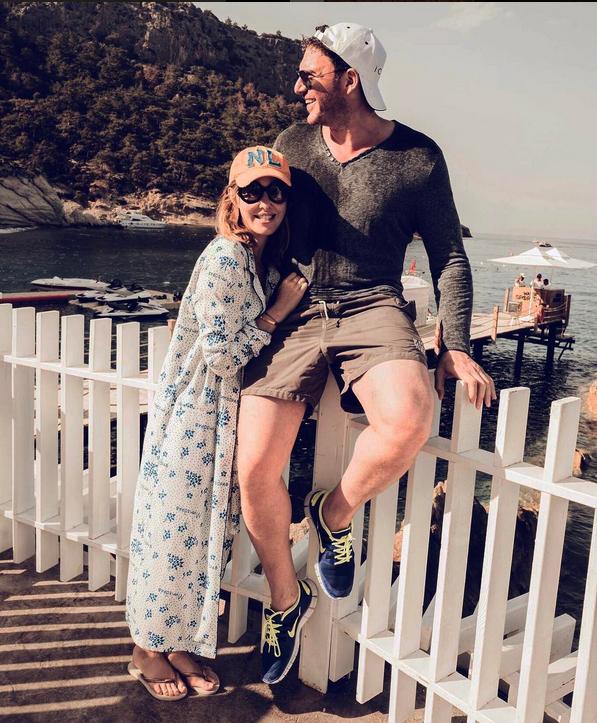 Виторган и Нарусова конфликтуют из-за внука. Фото Скриншот Instagram/xenia_sobchak