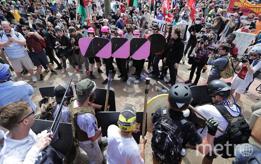 Протесты в США. Фото Getty