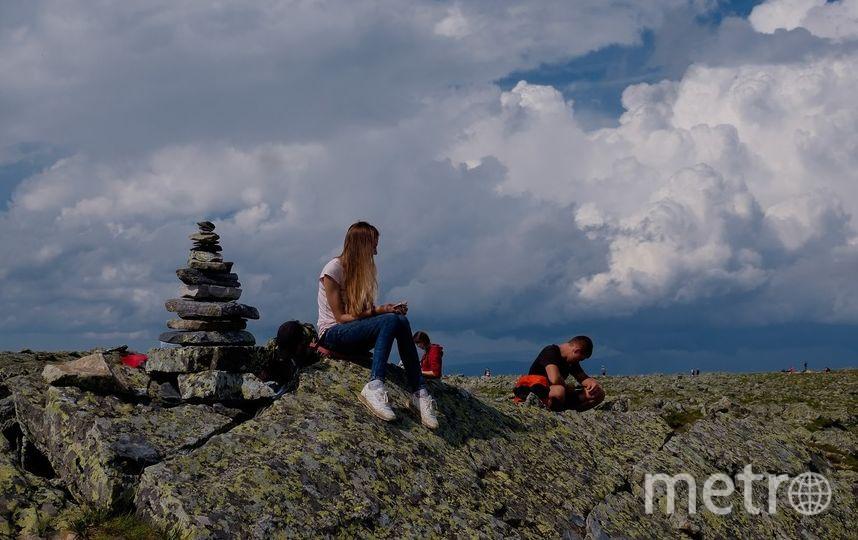 """Священная гора Иремель исполняет желания. Фото Алена Бобрович., """"Metro"""""""