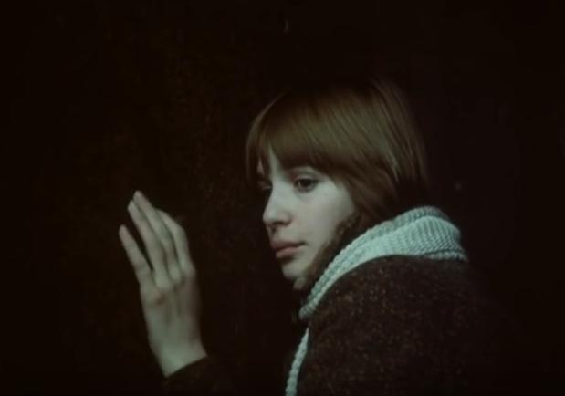 """Вера Глаголева в фильме """"Звездопад"""", 1981 год. Фото Скриншот Youtube"""