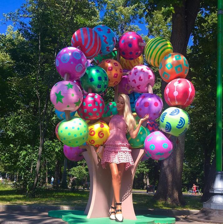 Марию Погребняк обвинили в пропаганде анорексии. Фото Скриншот/Instagram: mariapoga_