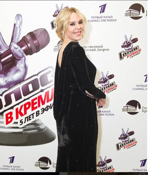 Пелагея Ханова.