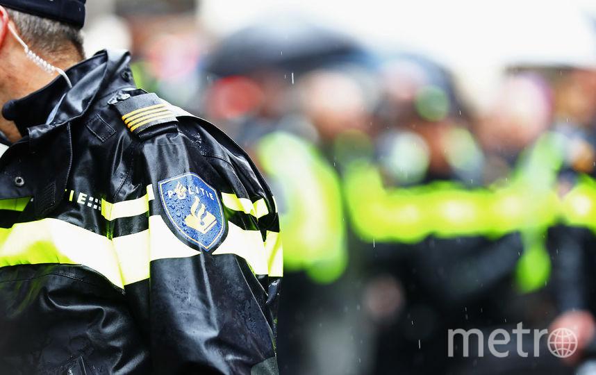 В помещении голландской радиостанции 3FM мужчина захватил заложника