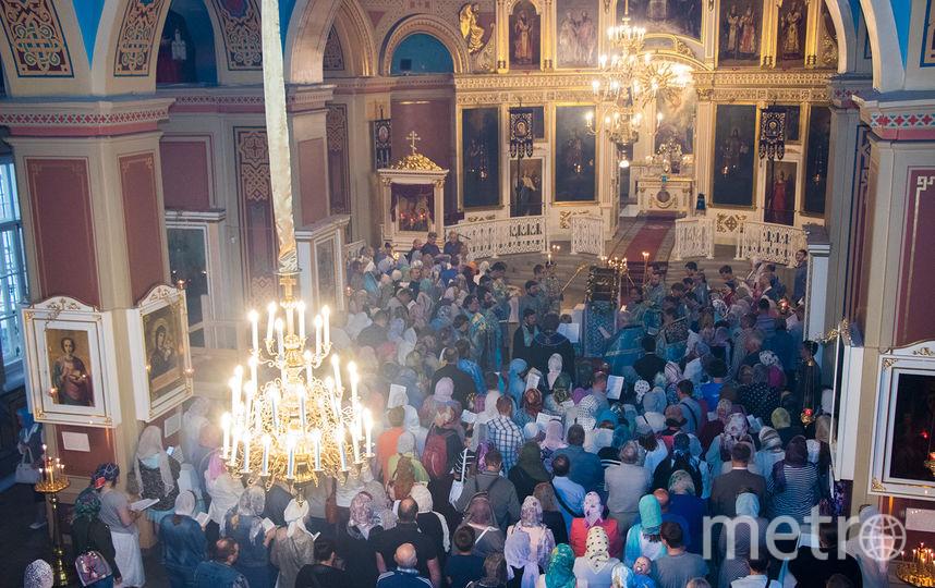 Чудотворная икона Коневской Божией Матери прибыла в Выборг. Фото предоставлены Выборгской епархией