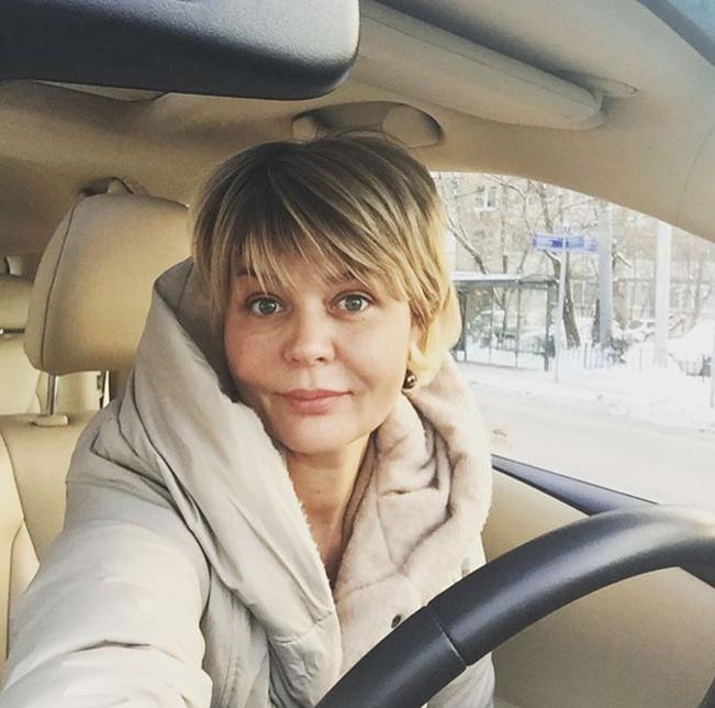 Юлия Меньшова. Фото Instagram @juliavmenshova