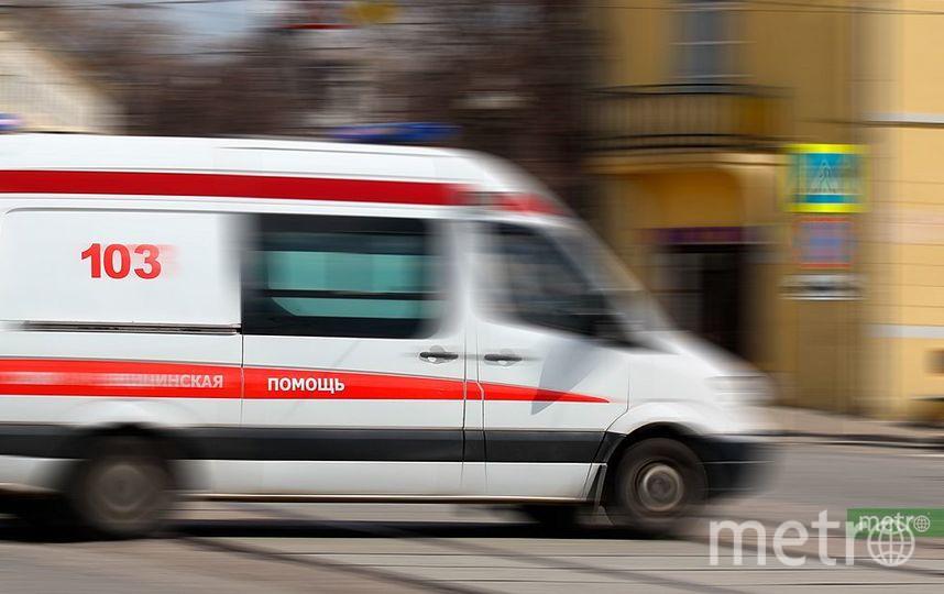 """В Москве из головы ребёнка вытащили вату, забытую врачами год назад. Фото Василий Кузьмичёнок, """"Metro"""""""