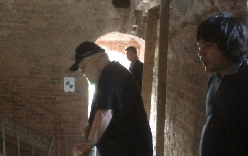 Джордж Р. Р. Мартин в Выборге. Фото АСТ instagram.com/izdatelstvoas