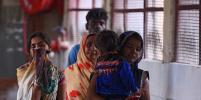 В Индии десятилетняя девочка родила ребёнка, даже не подозревая об этом