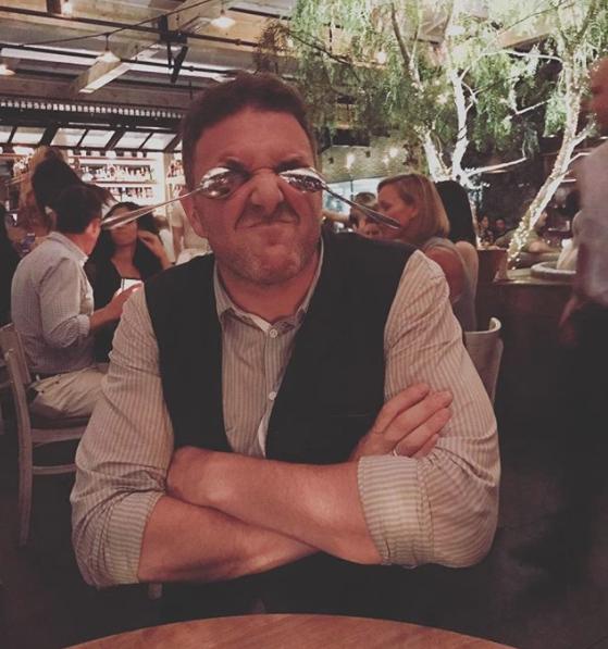 Максим Виторган. Фото официальный Instagram Ксении Собчак.