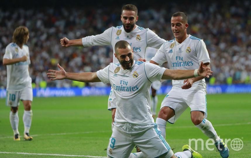 Роналду дисквалифицирован на 5 матчей вчемпионате Испании