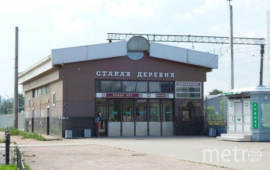 ВПетербурге 21-летняя девушка погибла под колесами поезда