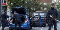 В Барселоне микроавтобус въехал в толпу — Видео