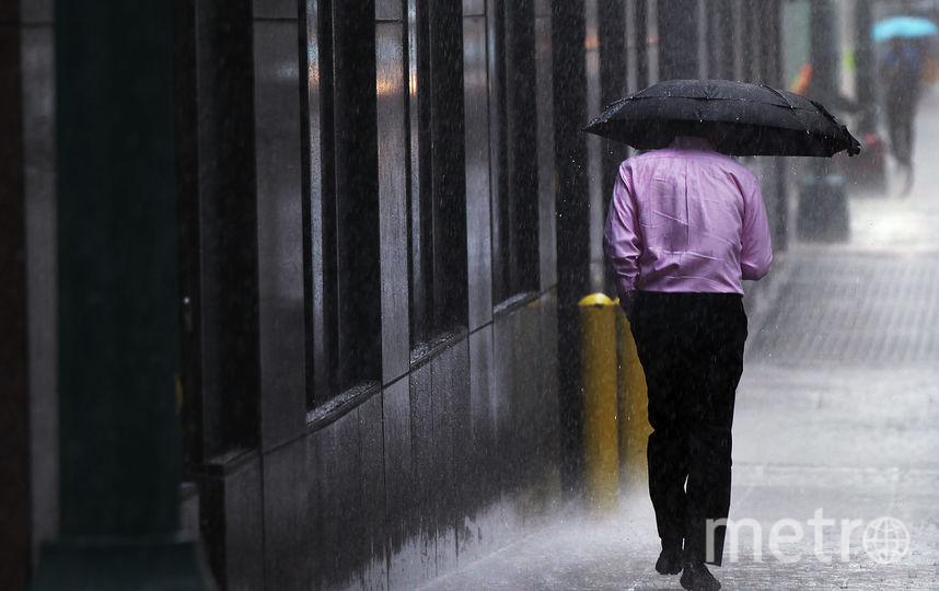 МЧС предупреждает о грозах в Ленобласти. Фото Getty