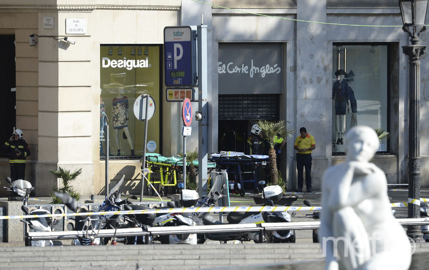 Фотографии с места событий. Фото Getty