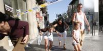 Очевидцы о теракте в Барселоне: Чудом пронесло