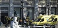 Полиция описала предполагаемого исполнителя теракта в Барселоне