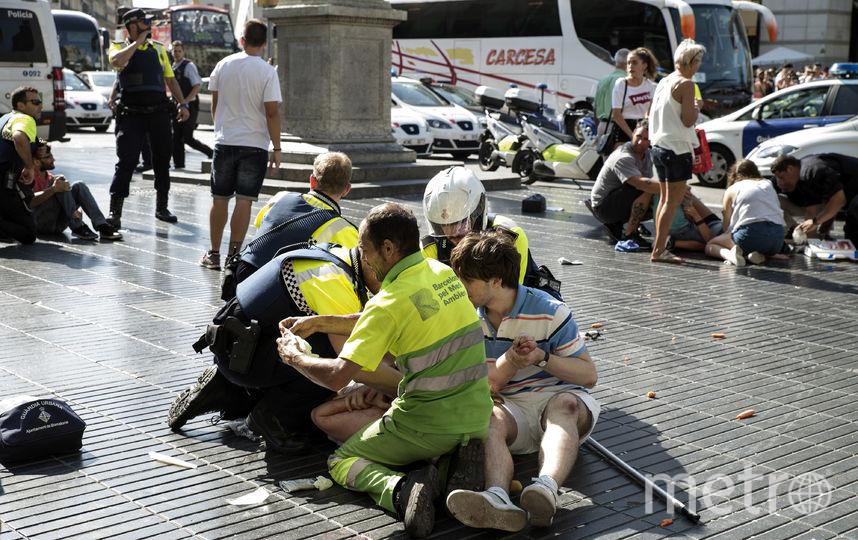 Картинки по запросу теракт в барселоне