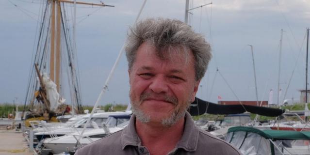 Олег Коробкин, главный конструктор.