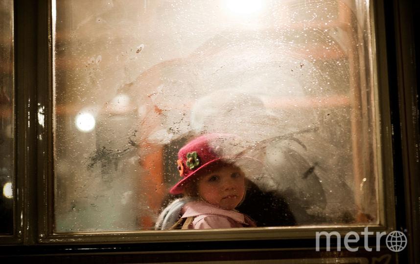 В Петербурге двухлетняя девочка выпала из окна. Фото Getty