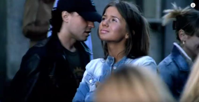 """Певица Алекса в клипе """"Где же ты"""". Фото Скриншот Youtube"""
