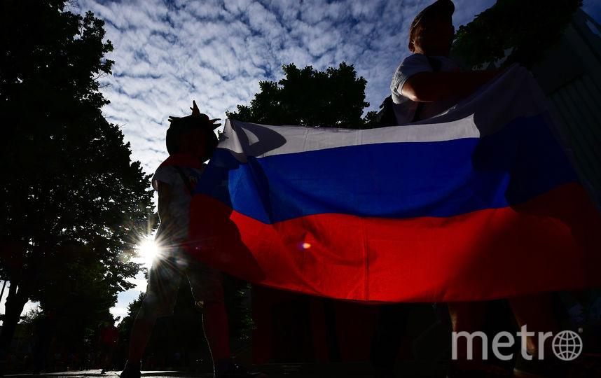 День флага России – это праздник всей страны.