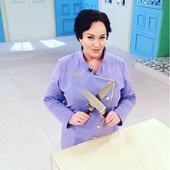 Лариса Гузеева. Фото официальный Instagram Гузеевой