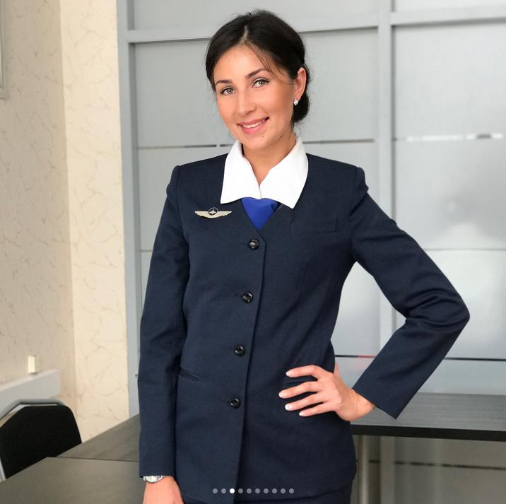 За звание самой красивой стюардессы поборются россиянки. Фото Скриншот/Instagram: topstewardess