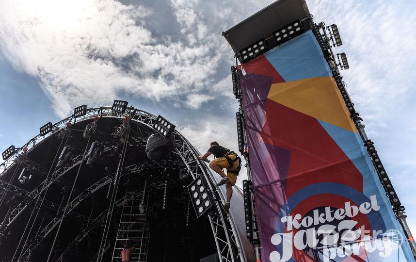 В Крыму открывается Koktebel Jazz Party. Фото предоставлено организаторами фестиваля.