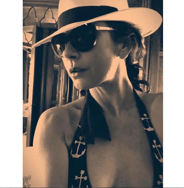 Кэтрин Зета-Джонс. Фото instagram.com/catherinezetajones/?hl=ru.