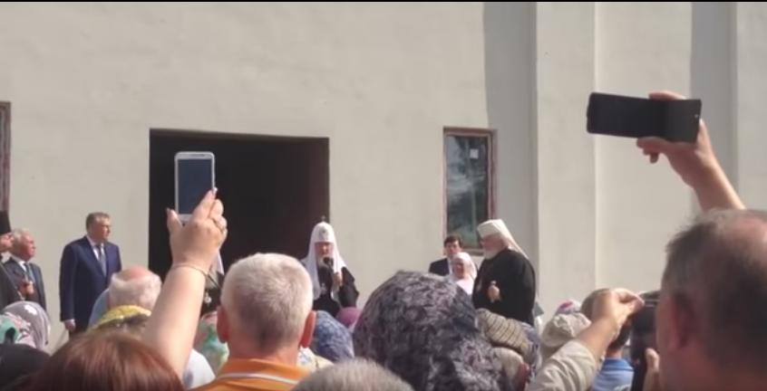 Патриарх Кирилл принял участие впраздновании 125-летия Выборгской епархии вЛенобласти