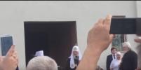 Патриарх Кирилл в Рощино вспомнил детство: видео