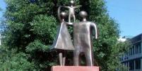 Скульптура городской семьи напугала жителей Приморского района