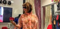 Наталья Штурм продолжает шокировать поклонников развратными фото