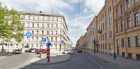 Полиция задержала водителя, который сбил пешехода в центре Петербурга и скрылся
