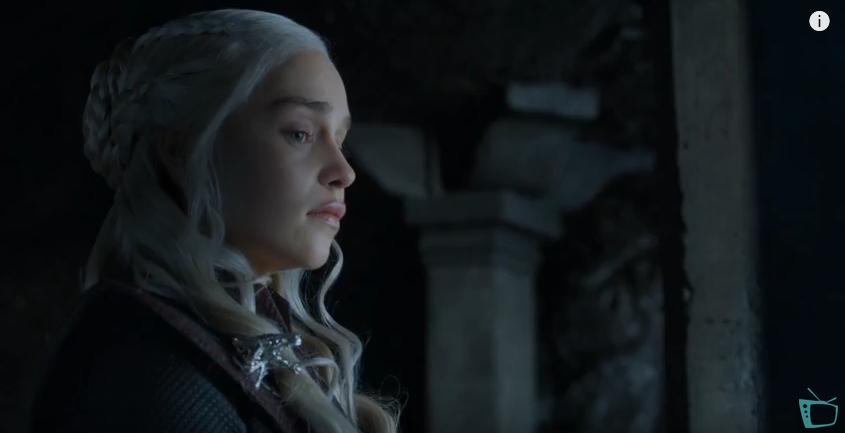 """Новая серия """"Игры престолов"""" появилась в Сети за несколько дней до премьеры. Фото Скриншот Youtube"""