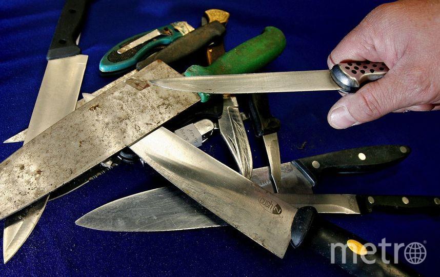 В Сургуте неизвестный напал с ножом на людей. Фото Getty